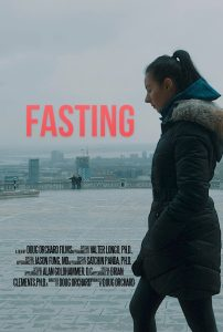 Fasting movie film poster